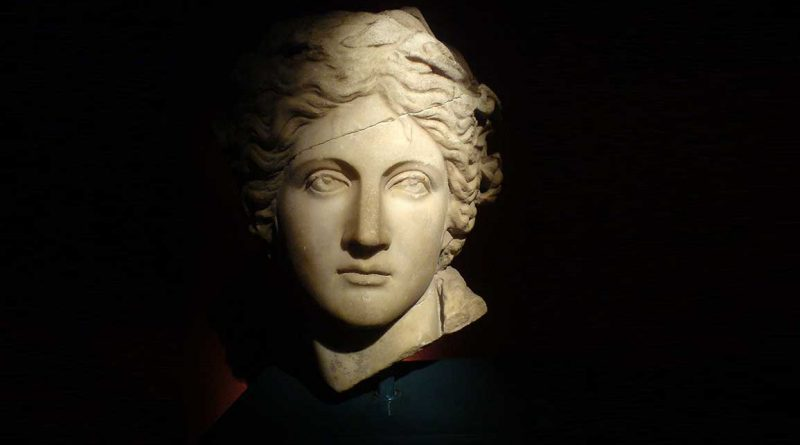 La mirada de las esculturas