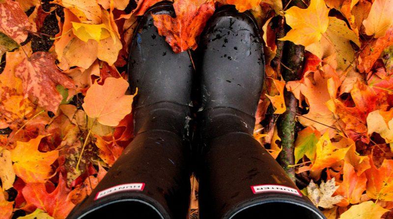 Botas de agua para el otoño invierno 2020-2021