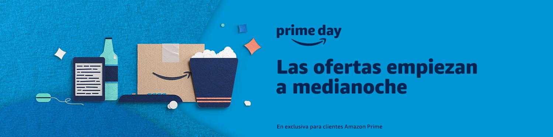 Descuentos en Amazon por el Prime Day 2020, los dias 13 y 14 de octubre.