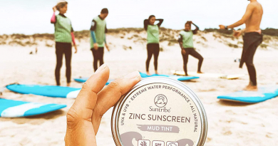 Protectoras solares con filtros minerales que no dañan la piel ni el medio ambiente