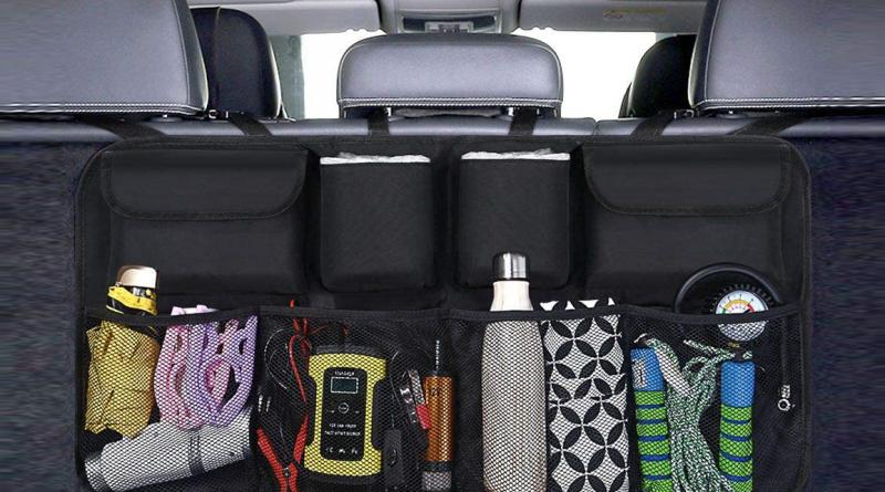 Organizador de maletero para el coche