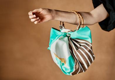 Haz tu propio bolso furoshiki